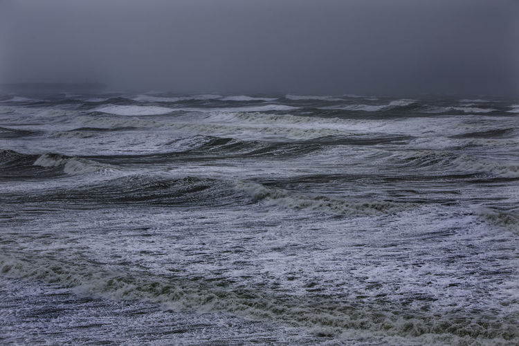 Stormy Tramore
