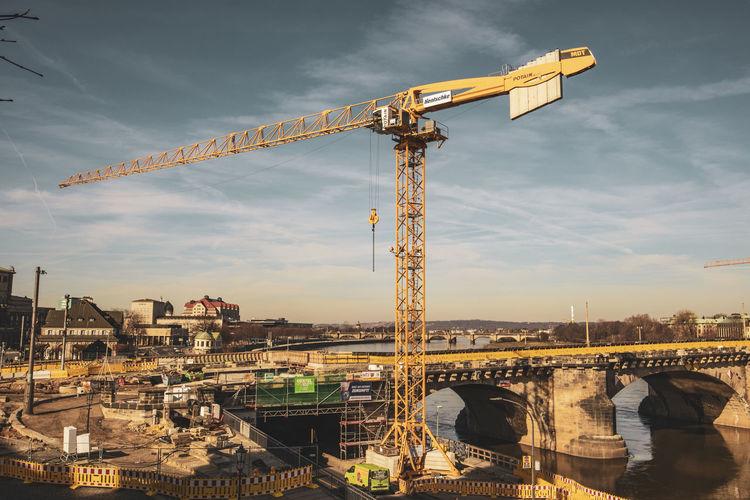 Dresden Built