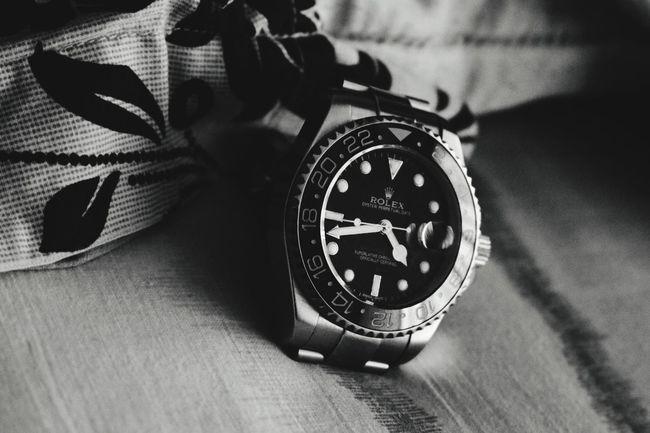 Watch The Clock Rolex