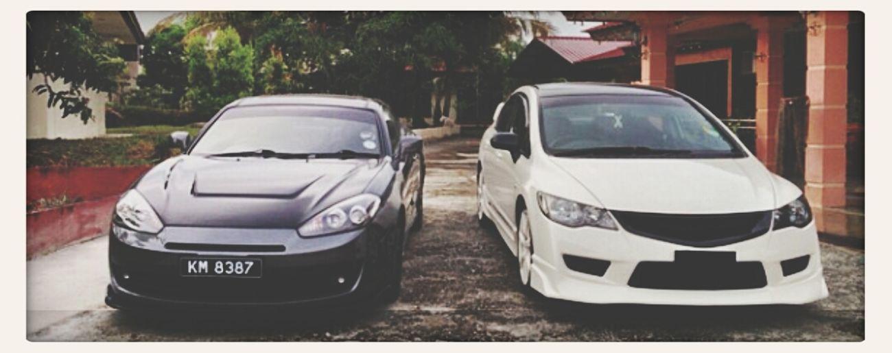 Hyundai Coupe Sportscars BlackDarkGrey#auto Honda Civic #fd2r #manual #white 2008/2013