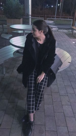 ⚫️⚪️ Frankfurt 069 Ffm Blackandwhite Girl Me
