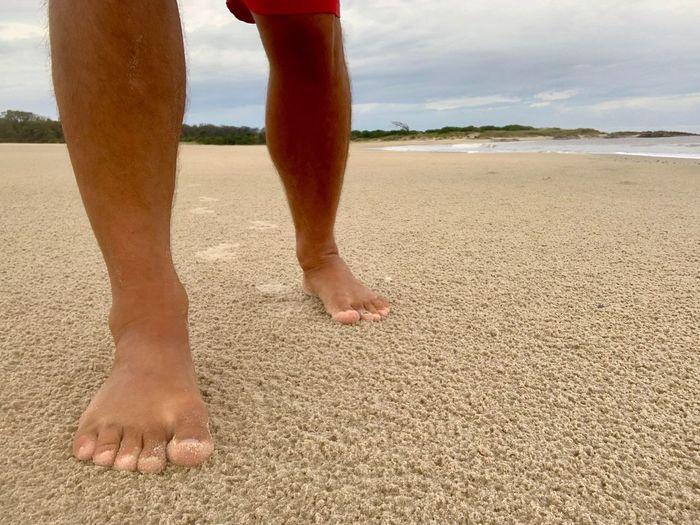 Feet Walkway