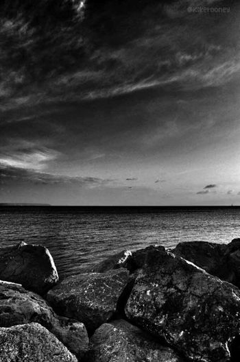 Mallorca Españoles Y Sus Fotos Black And White Sea