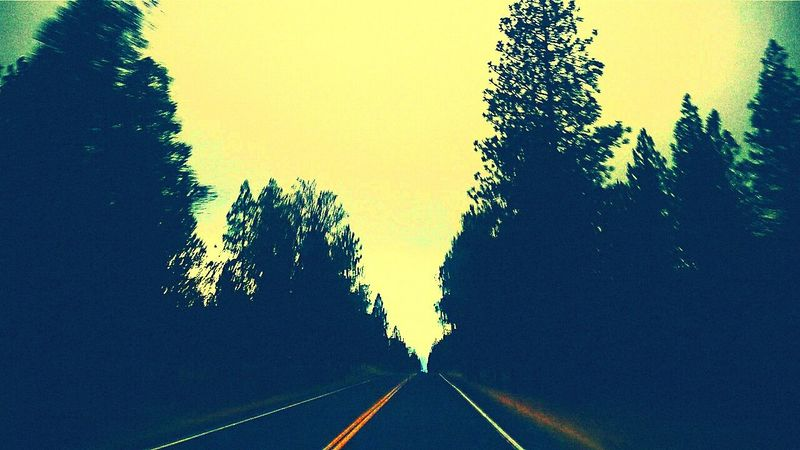 Life is a highway Why Not Just Because ... Go Travel