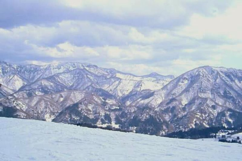 Mt.hakuba Nagano, Japan On Top Of The World On The Slopes Japan Landscape Snowy Mountains Bright Day A Solitary Moment Unedited The Purist A Bird's Eye View Unedited High Altitude An Eye For Travel Go Higher
