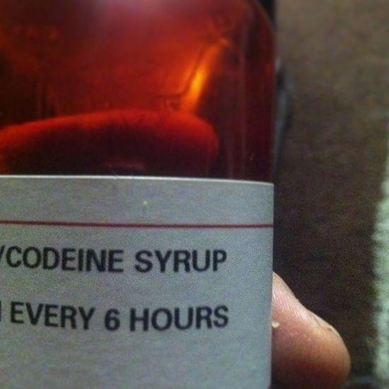 Oh yeah about to sleep good tonight ??? Codeine Syrup In My systemgoodnighttilltomorrowhehepurpleinmydrink