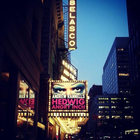 Hedwig Broadway NYC