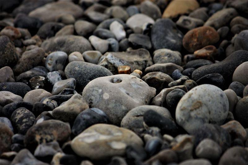 Beach France🇫🇷 Baie De Somme  Galets Galet