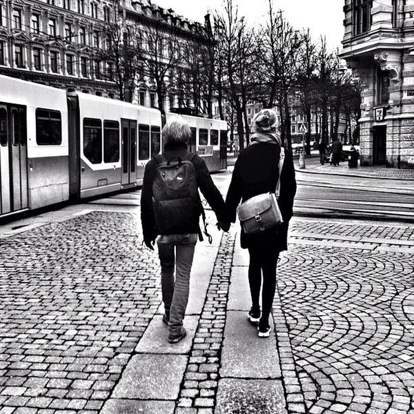 Streetphotography Blackandwhite Streetphoto_bw Where There Is Light, There Is Love.