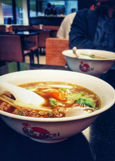Beefnoodle Lunch Neihu Mayfull Taipei