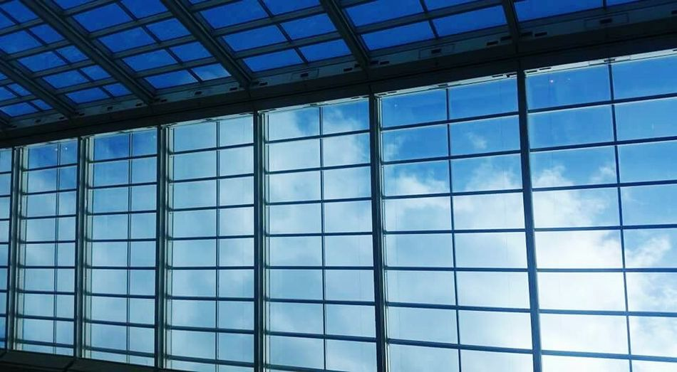 Glass - Material Window Sky Architecture Sky Roof