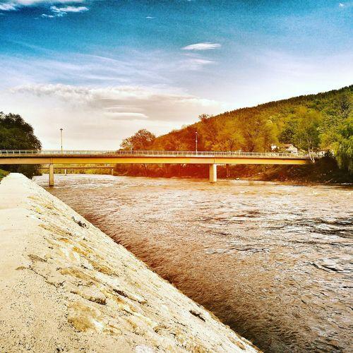 Žepče River Bosnia And Herzegovina Nature River Bosnia Bridge Photo Of The Week