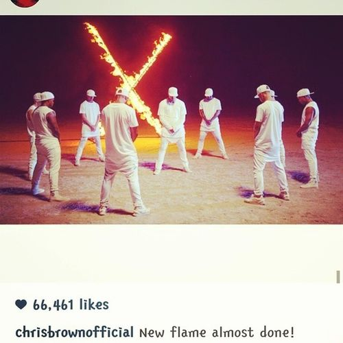 Can't wait ???????? NewFlame Chrisbrown Mancrusheveryday