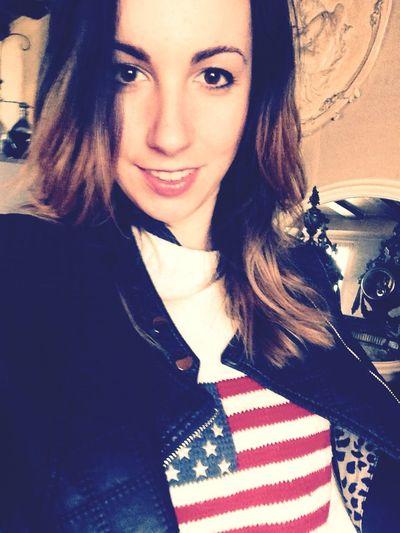 That's Me Enjoying Life Happy Smile America