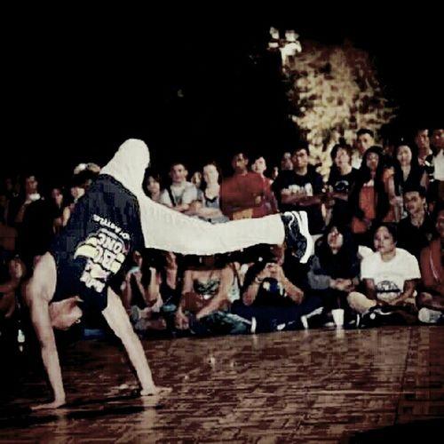 bboy_Astyles! Dancing