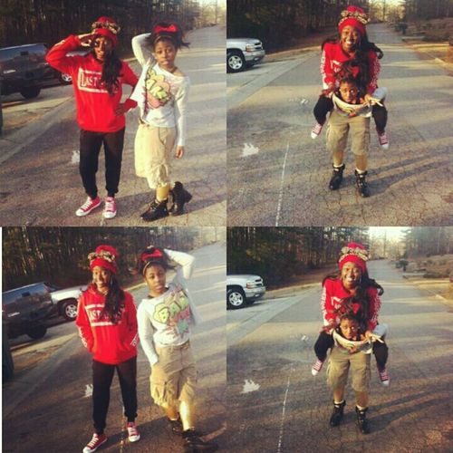 Jada &' I , Friday ! .