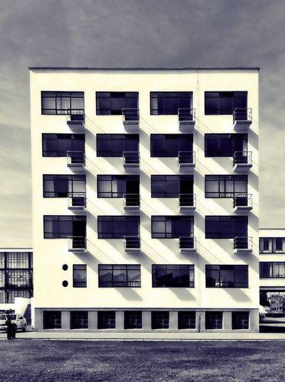 Occupying Bauhaus