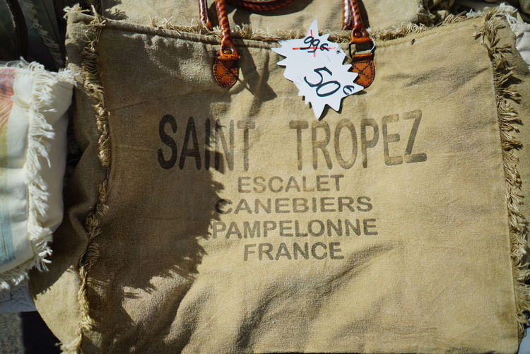 Symbol Saint Tropez Bag