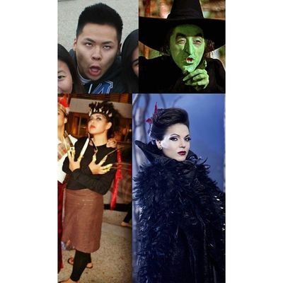 I just had to post this. Too funny!! Sorry llama @tuesdayswithalan hahaha. Regina is waaaayy better than the wicked witch!! Imbetter