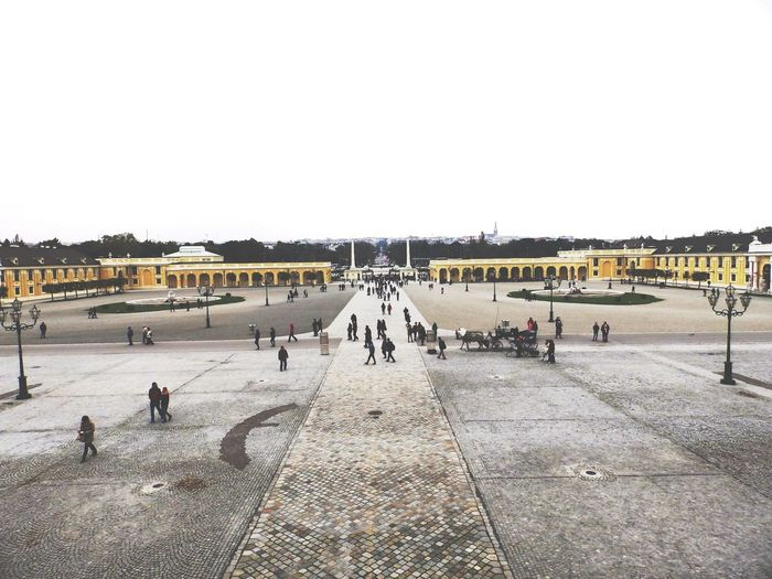 Schönbrunn Palace, Vienna Architecture City Culture History Outdoors Royal
