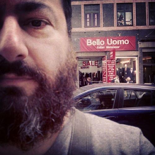 Bello uomo indeed! #orso #bear #chiaralascura #bellouomo #beard Beard Bear Chiaralascura Orso Bellouomo