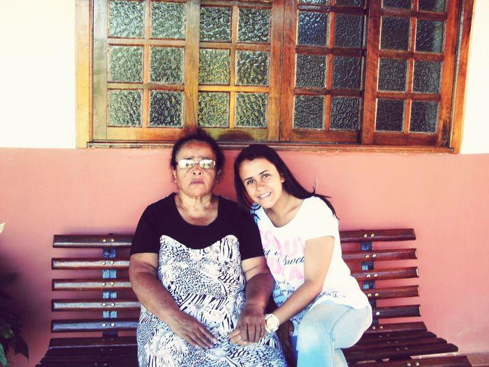Saudades da minha vó... 😢😢😢