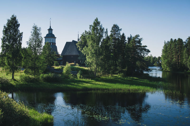 Architecture Baltic Church Finland Nature Nature Photography Wood Europe History North Outdoor Road Trip Wood - Material