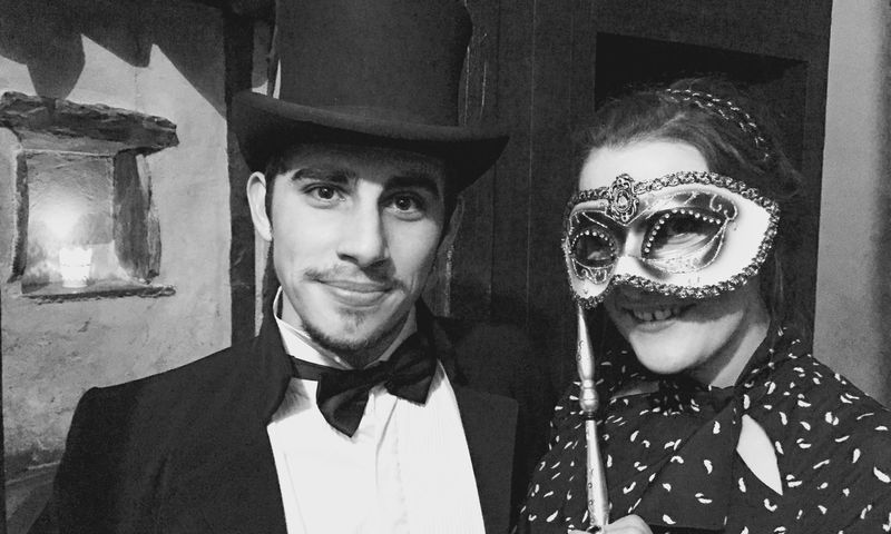 Magician Party Soirée Déguisée chris & Nadege