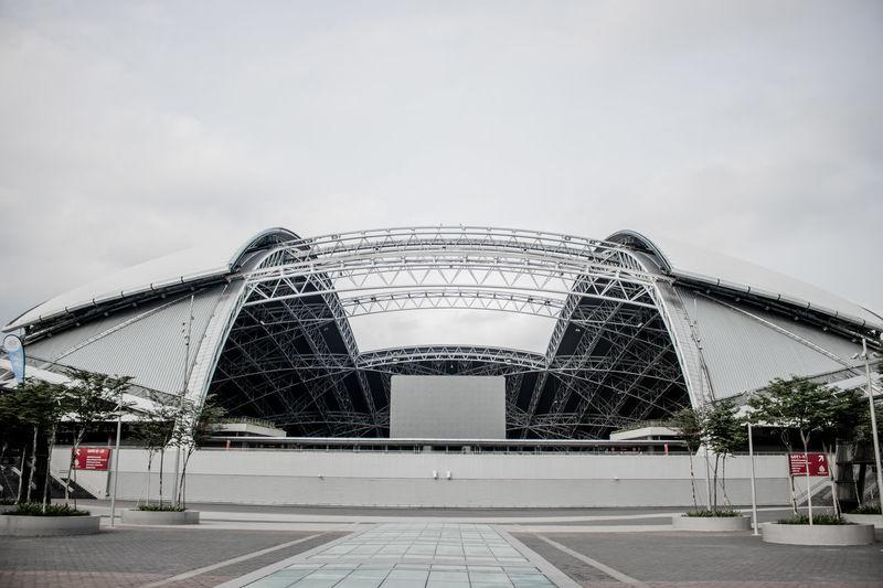 The Architect - 2016 EyeEm Awards Symetricalmonsters Symetry Symetrical Stadium
