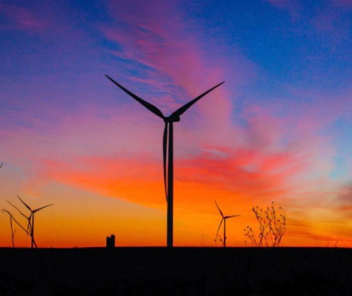 Golden Hour Photography Photography Moments Wind Power Environmental Conservation Alternative Energy Wind Turbine Fuel And Power Generation Windmill Renewable Energy Sunset Industrial Windmill Outdoors Silhouette Rural Scene No People Scenics Orange Color Nature Technology Sky Low Angle View