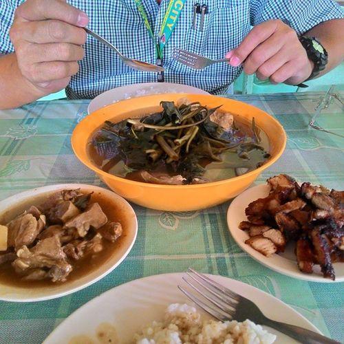 ULTIMATE LUNCH :D UloUlo PorkLengua Porkliempo
