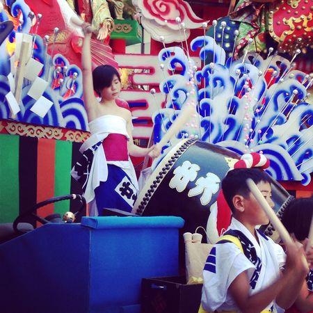 Mydoughter Japanese Festival