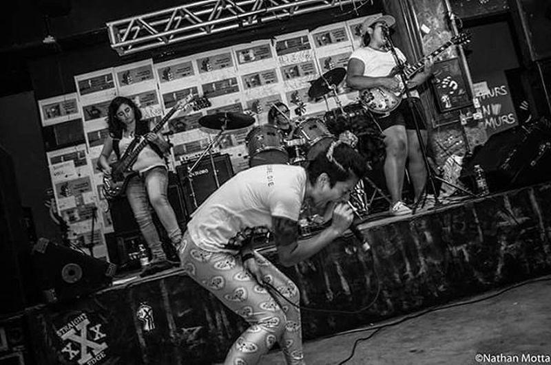 Revivir (Chile) na Verdurada em São Paulo (21.02.2016) Revivir Hc Hardcore Verdurada Show