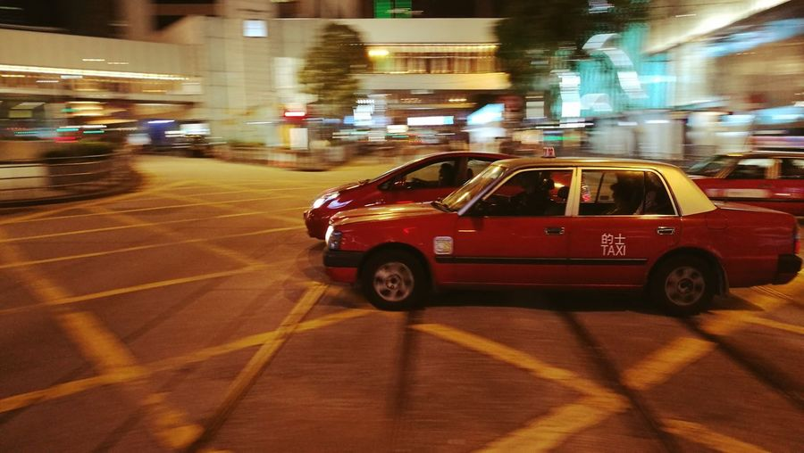 Hong Kong Car