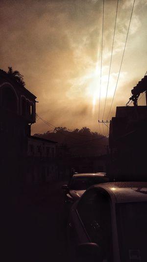 Sunset Cloud -