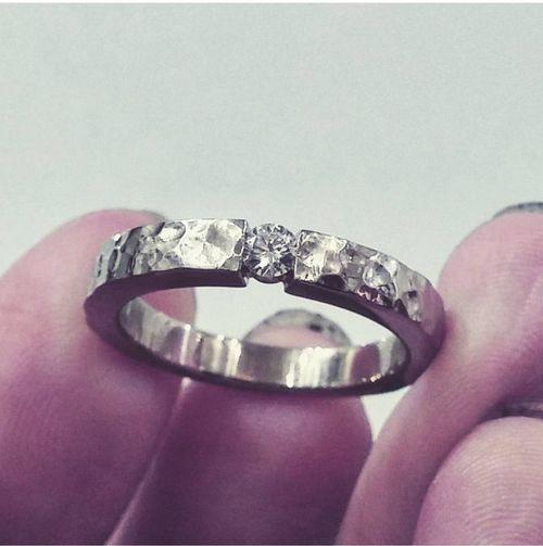 Metalsmith Jewelry Taipei Workbench Handmade Jewellery Jewelrydesign Rings Silver  Taiwan Handmade BeSpoke