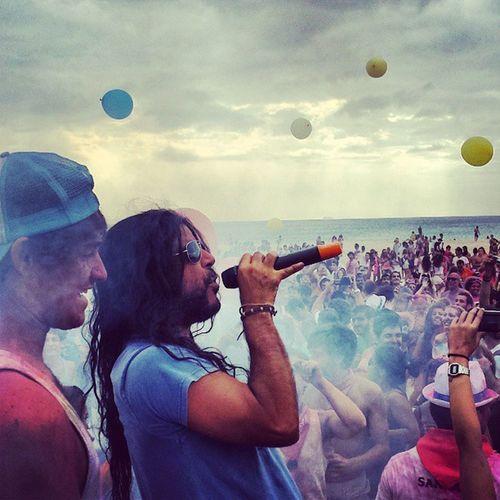 LosMiserables III Colorsparty Tarifa Festivaldecolores How You Celebrate Holidays
