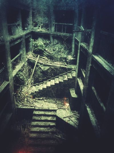 廃墟 Ruins Urbex Traveling Japan Dark Hello World Funiku IPhoneography