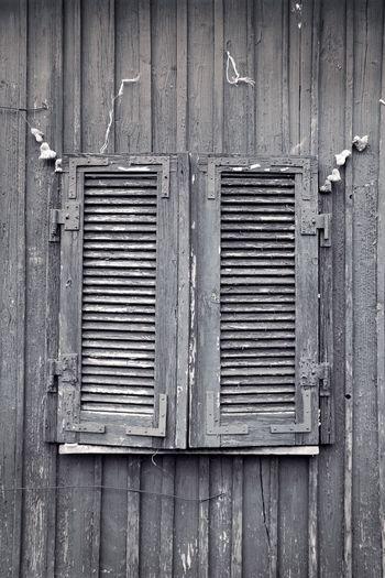 Architecture Cottage Fenster Fensterladen Holz Hut Hütte Hüttenkäse Vintage Weathered Window Wood Wood - Material