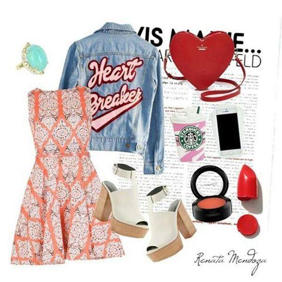 Heartbreak Fashionista Lookoftheday Fashionlook Outfitpost