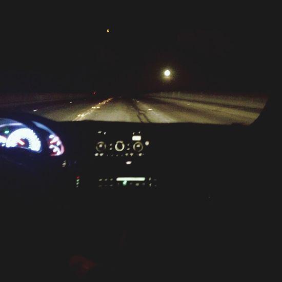 Latenightadventures ft. the moon