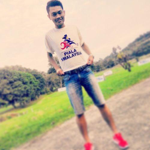 Captain.. #football#piala#1#malaysia#melaka#