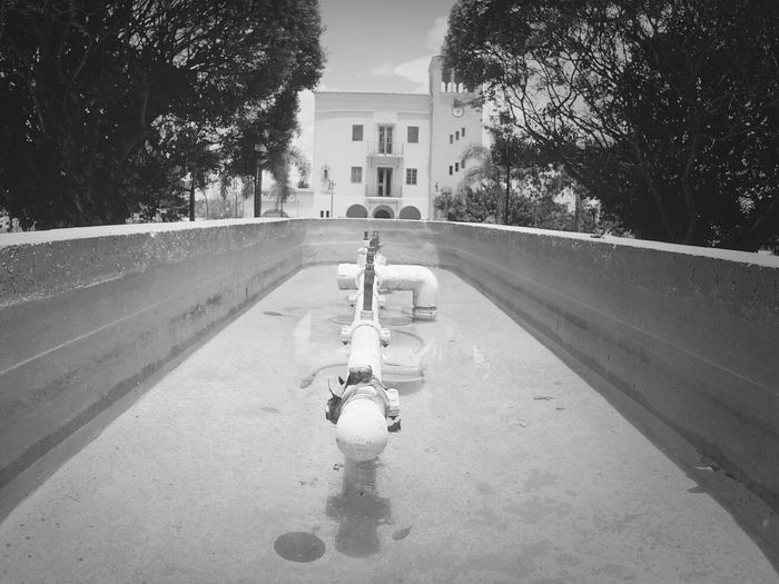 Fountain Empty... Lostwater Puerto Rico