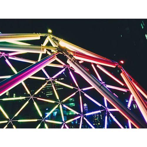 First night of Vivid Sydney. Vividsydney Sydney Vscocam Lumia1520
