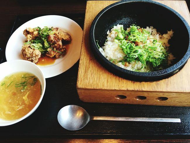 美味しくいいただきました💕 Food Ready-to-eat Indoors  Food And Drink Serving Size Freshness Bowl Table Soup Plate No People Homemade Healthy Eating Day