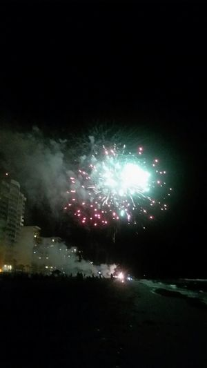 4th of July Fireworks. .PCB