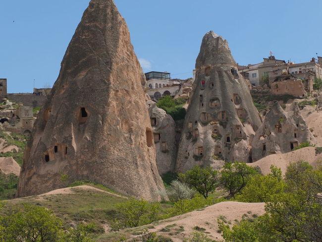 NevşehirKapadokya Capadokia,Turkey Uchisar Kalesi ... Urgup Uchisa EyeEmNewHere Summer Exploratorium
