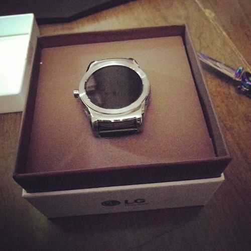 I got it!!! Watch Smartwatch Lgurbane Androidwear