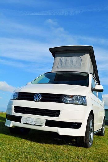 Family conversion VW T5 Vehicle Volkswagen Volkswagentransporter T5 Freedom Paintwork Holidays Travel Wales UK EyeEmNewHere