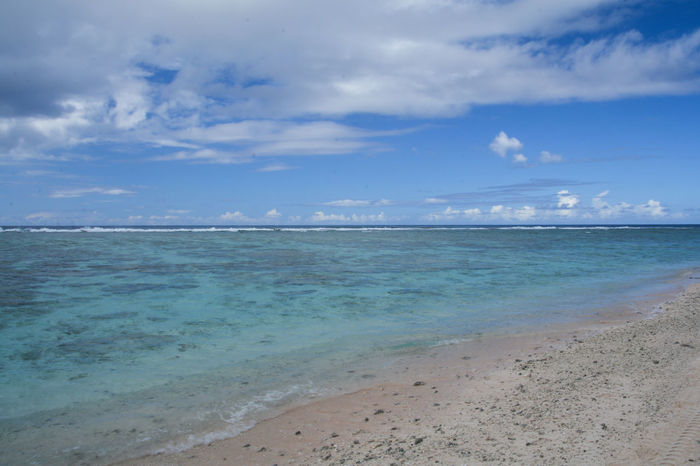 Northern Mariana Islands Northern Marianas Islands Beach Beauty In Nature Blue Cloud - Sky Day Guam Horizon Horizon Over Water Idyllic Land Nature No People Non-urban Scene Outdoors Sand Scenics - Nature Sea Sky Tranquil Scene Tranquility Turquoise Colored Water